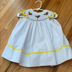 Other - Smock baby dress